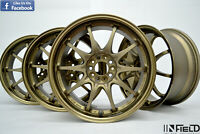 Nismo Rays Lm Gt1 Rims Wheels Old Logo 10j 400r Skyline Gtr R32 R33 R34 Rare Ebay Skyline Gtr Old Logo Wheels For Sale