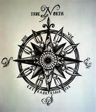 Tribal Compass Tattoo Bing Images Vintage Compass Tattoo Compass Tattoo Compass Tattoo Design