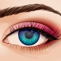 Creating a Detailed Eye from Stock in Adobe Illustrator