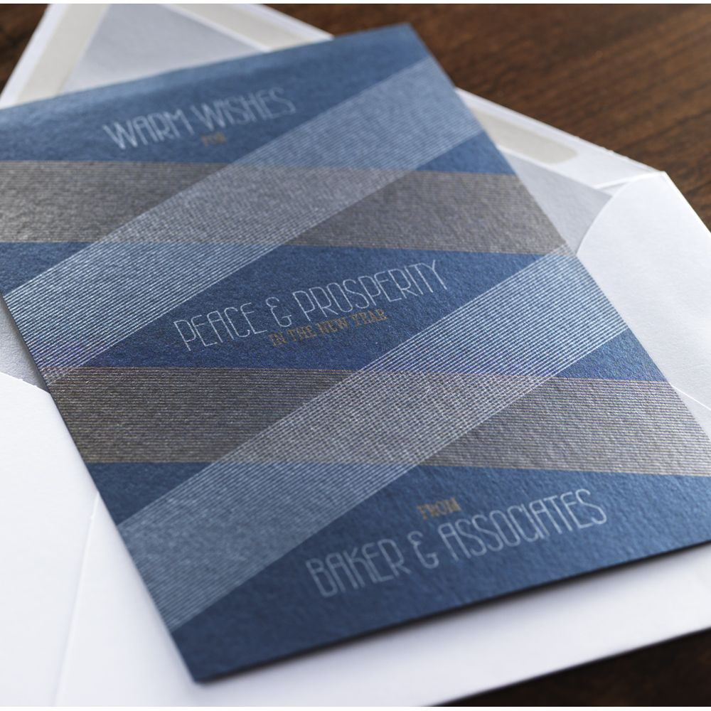 Wrapped Wishes Corporate Holiday Card by Checkerboard Ltd ...