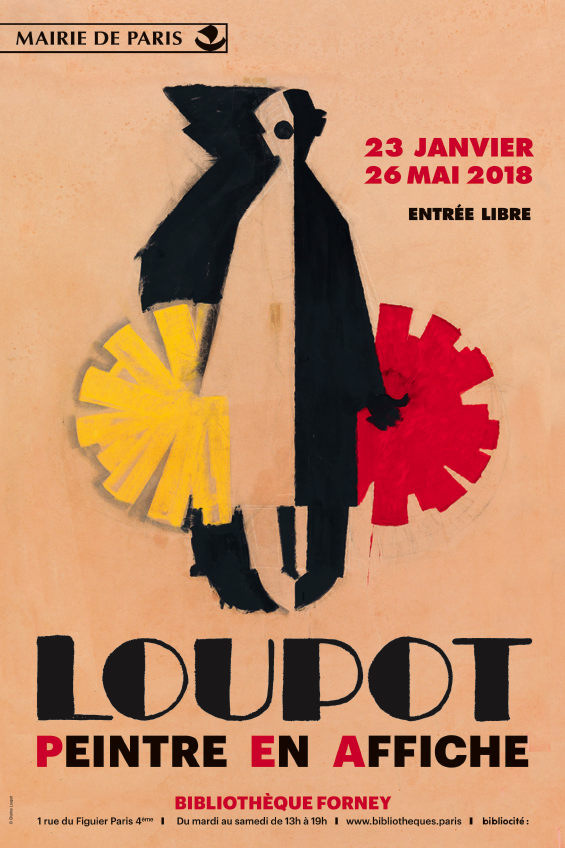 23 January 26 May Exhibition Of Posters By The French Artist And
