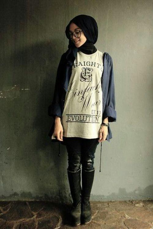 brave outfit hijab untuk nonton konser 16