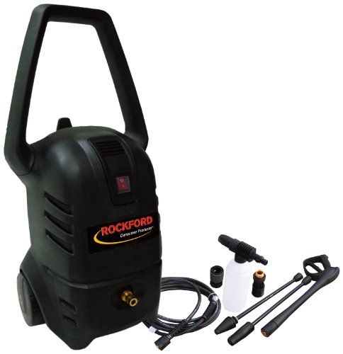 Rockford CPU0204 1,400 PSI 1.4 GPM Electric Pressure Washer at http://suliaszone.com/rockford-cpu0204-1400-psi-1-4-gpm-electric-pressure-washer/