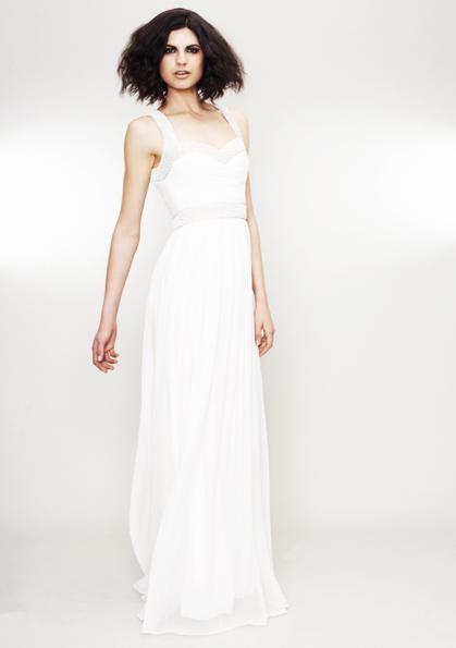 Celine Gown by Rachel Gilbert