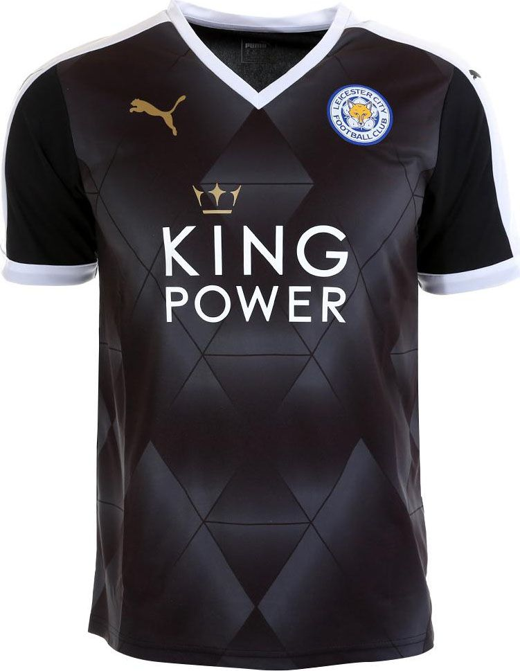 Leicester City FC Away Shirt by Puma New Alternate Kit.