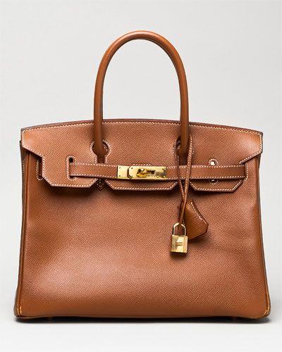 f4bea6fada1 Hermes Tan Leather Birkin 30 - The Classic   Amazing Accessories ...