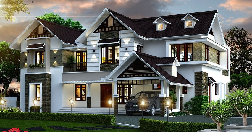 Home designs of kerala small modern and house design ideas also rh pinterest
