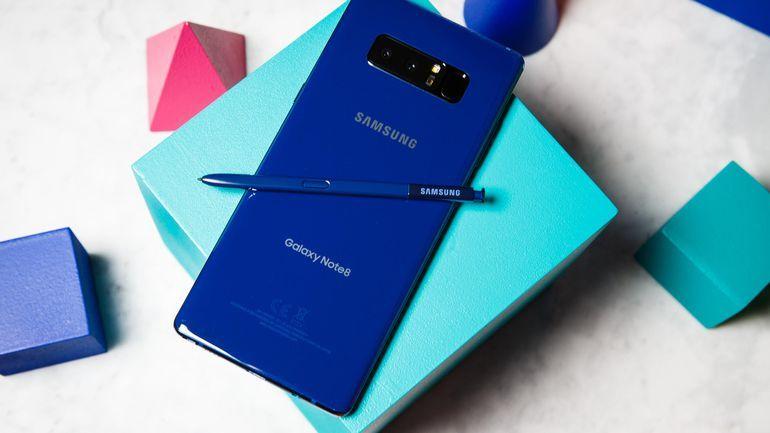 Galaxy Note 8: características. Samsung Galaxy Note 8: Precio, lanzamiento