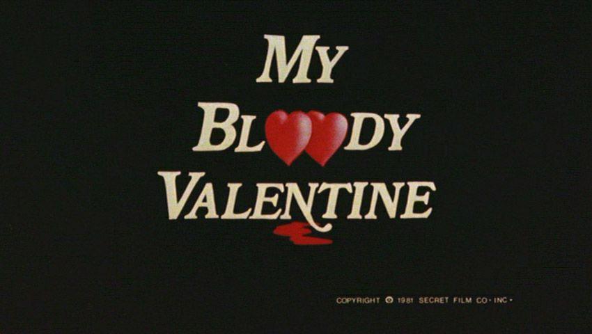 MY BLOODY VALENTINE /// 1981