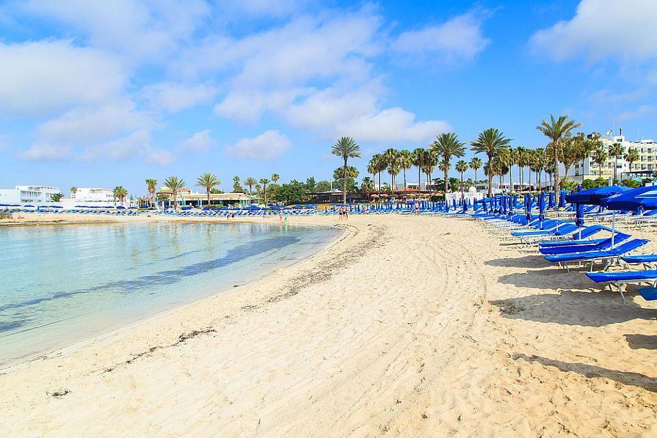 Coral Bay Beach, Cyprus ----------------------------- No ...