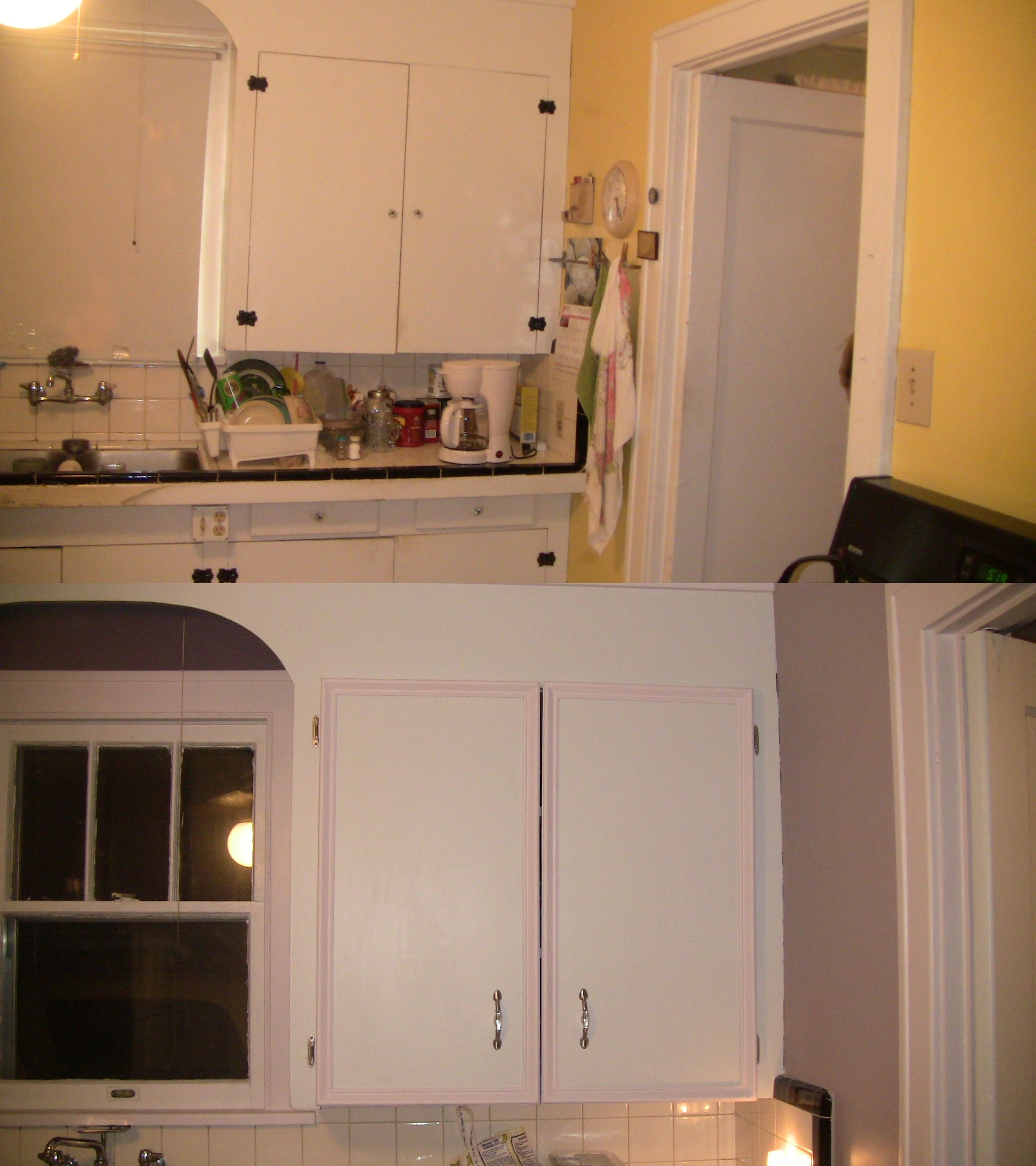 Kitchen Cabinet Alternatives: A Cheaper Alternative To Buying New Cabinet Doors ($300