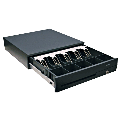Posiflex Cr4101 Rs232 Cash Drawer Black Drawers Cash Interface