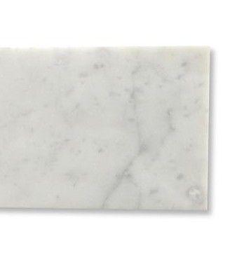 Zenith Carrara 6x18 Honed Marble Tile
