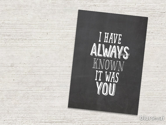 Anniversary cards printable for him ~ My love for you will never grow old romantic card for him or her
