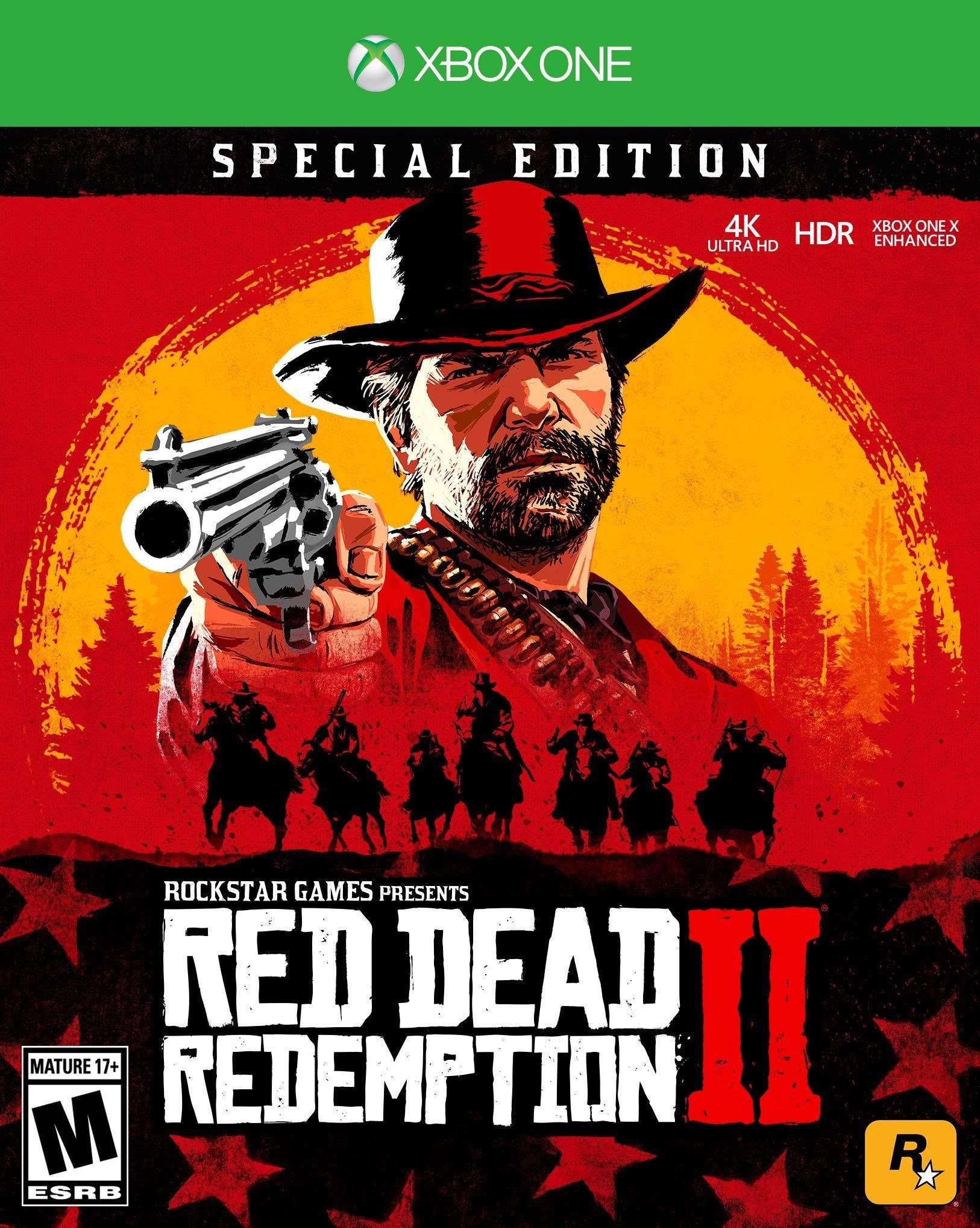 Red Dead Redemption 2 Livre : redemption, livre, Redemption, Special, Edition, One,#Redemption,, #Dead,, #Red,, #Xbox, Redemption,, Rockstar, Games