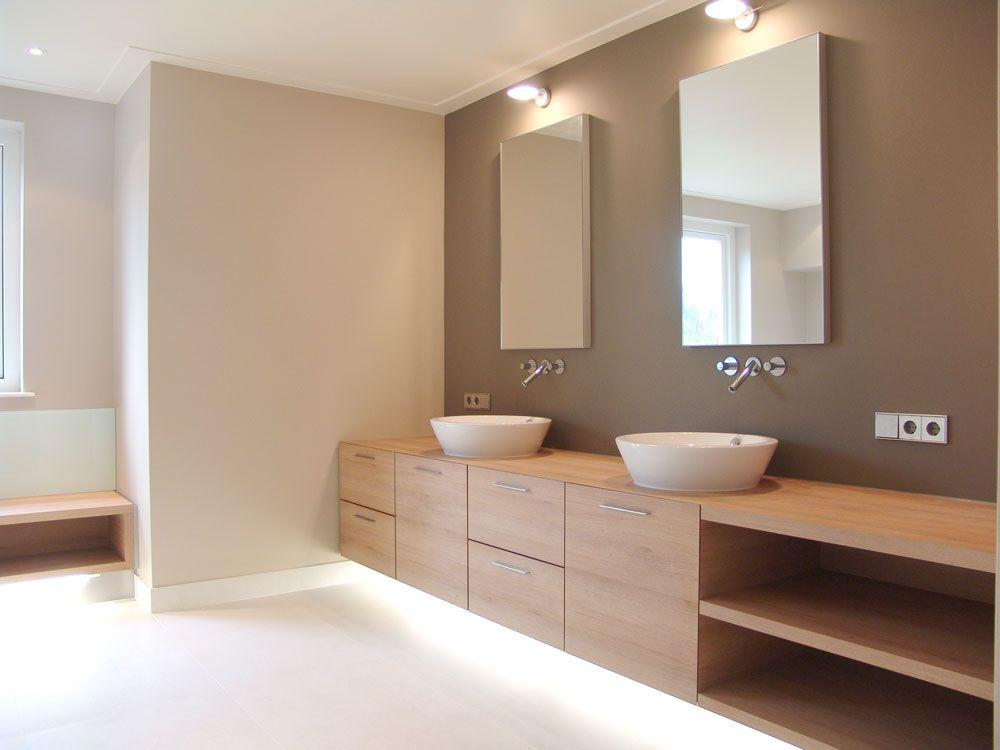 Einbauschrank Waschbecken   Badezimmerideen, Bad ...