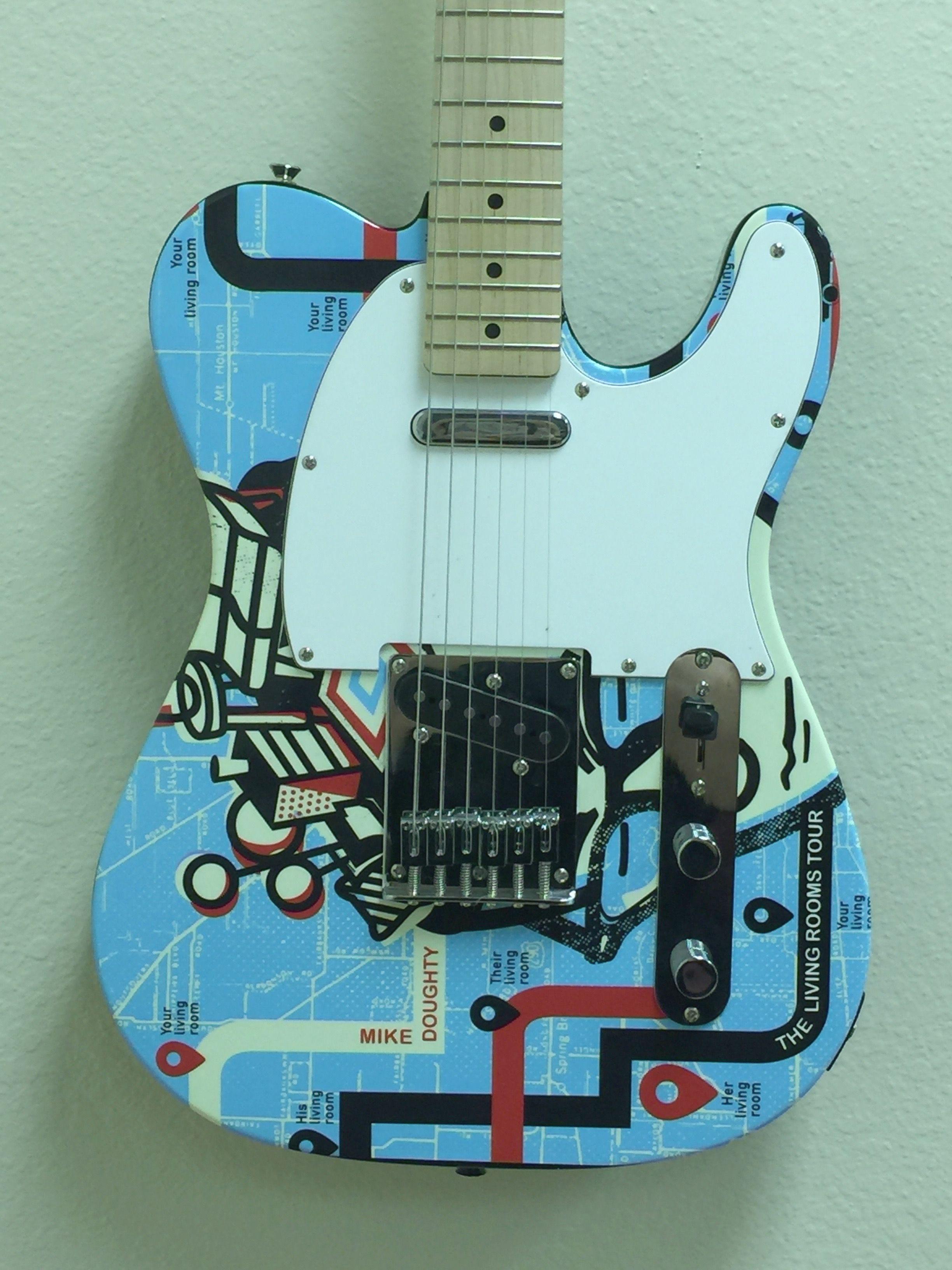 custom promotional guitar by brand o 39 guitar company custom guitars telecaster guitar. Black Bedroom Furniture Sets. Home Design Ideas