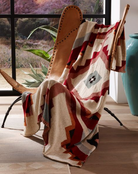 Rio Vista Throw Blanket - RalphLauren.com