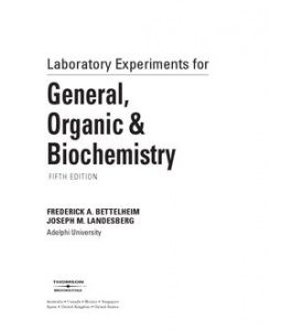 Free PDF book of general chemistry experiments  | Teaching