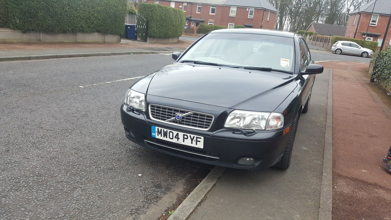 eBay: volvo s80 2.4 d5 automatic spears or repair #carparts ...