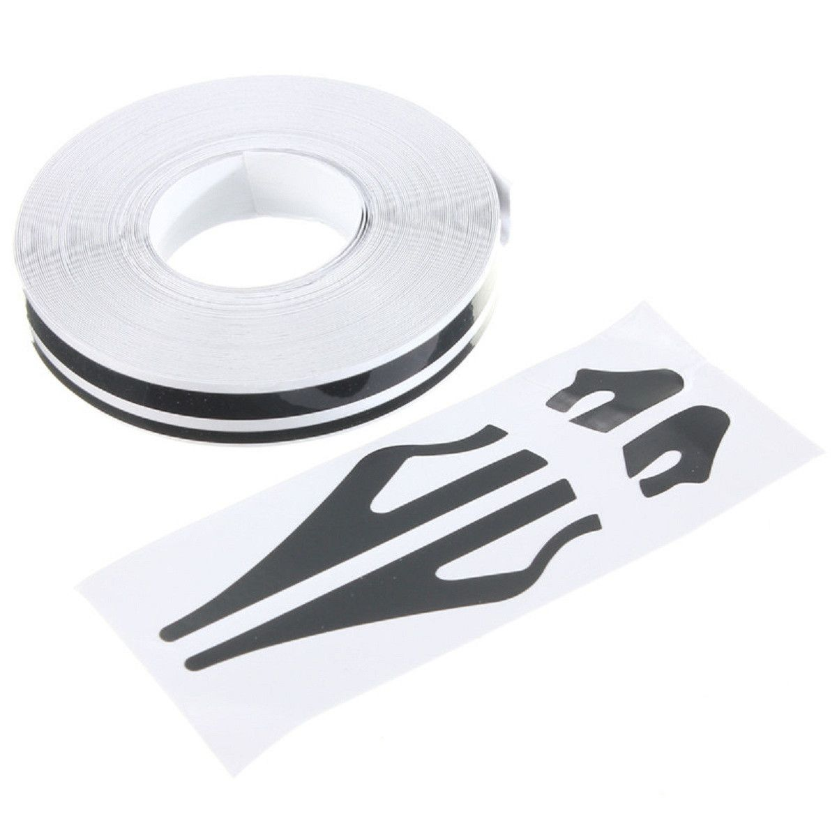 1 2inch Pin Striping Stripe Vinyl Tape Decals Stickers 12mm For Cars Motorcycles Cars Motorcycles Cat Motorcycle Cars