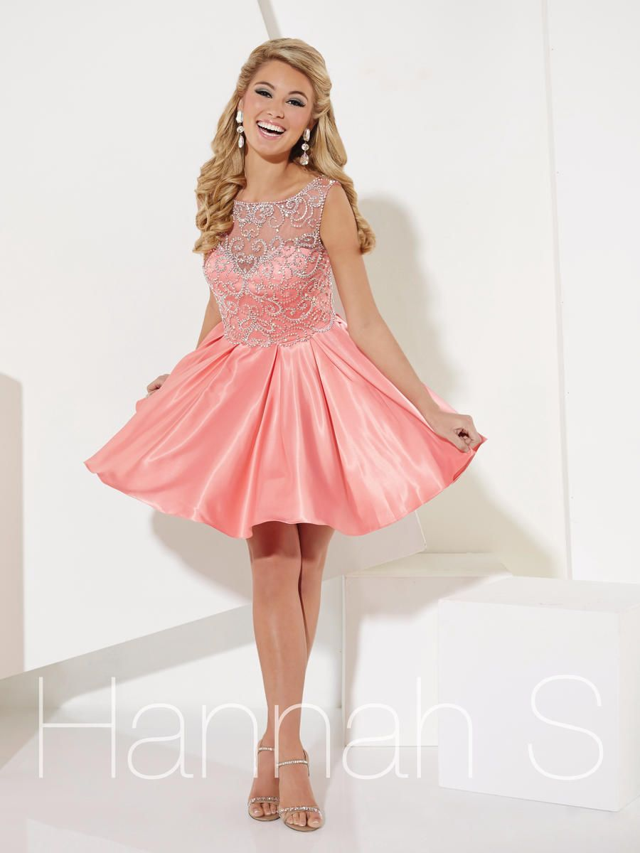 Hannah S Dress 27930 | Terry Costa Dallas | Short Formal Gowns ...