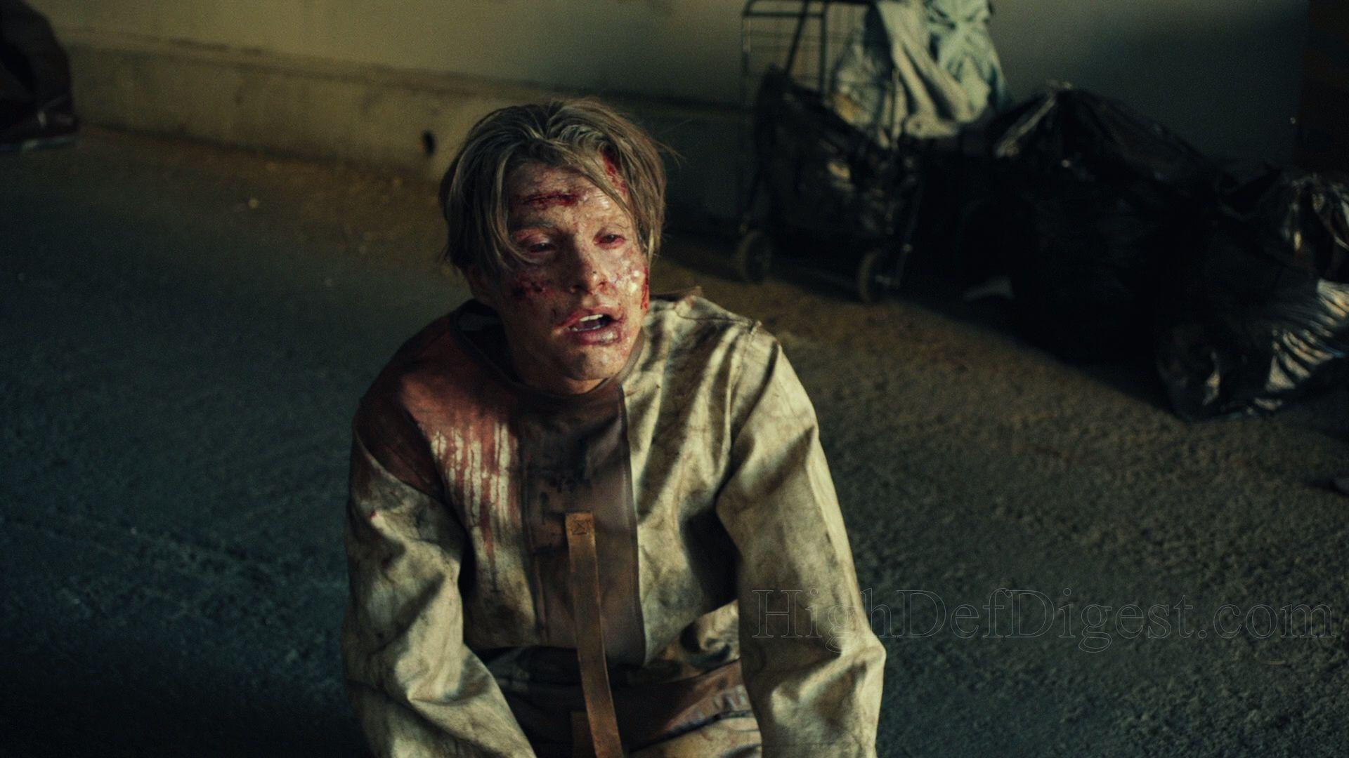 Xavier Samuel as \'The Creature\' Adam in \'Frankenstein\' (2015) | Tv ...