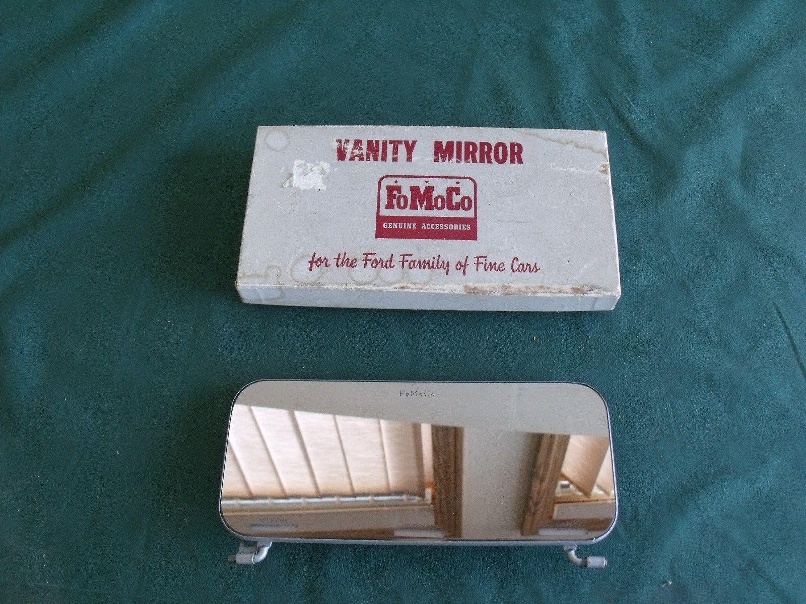 1963 ford galaxie parts ebay - 1959 1960 1963 1964 1965 1966 Ford Galaxie Vanity Mirror Mustang 65 Fomoco Ebay