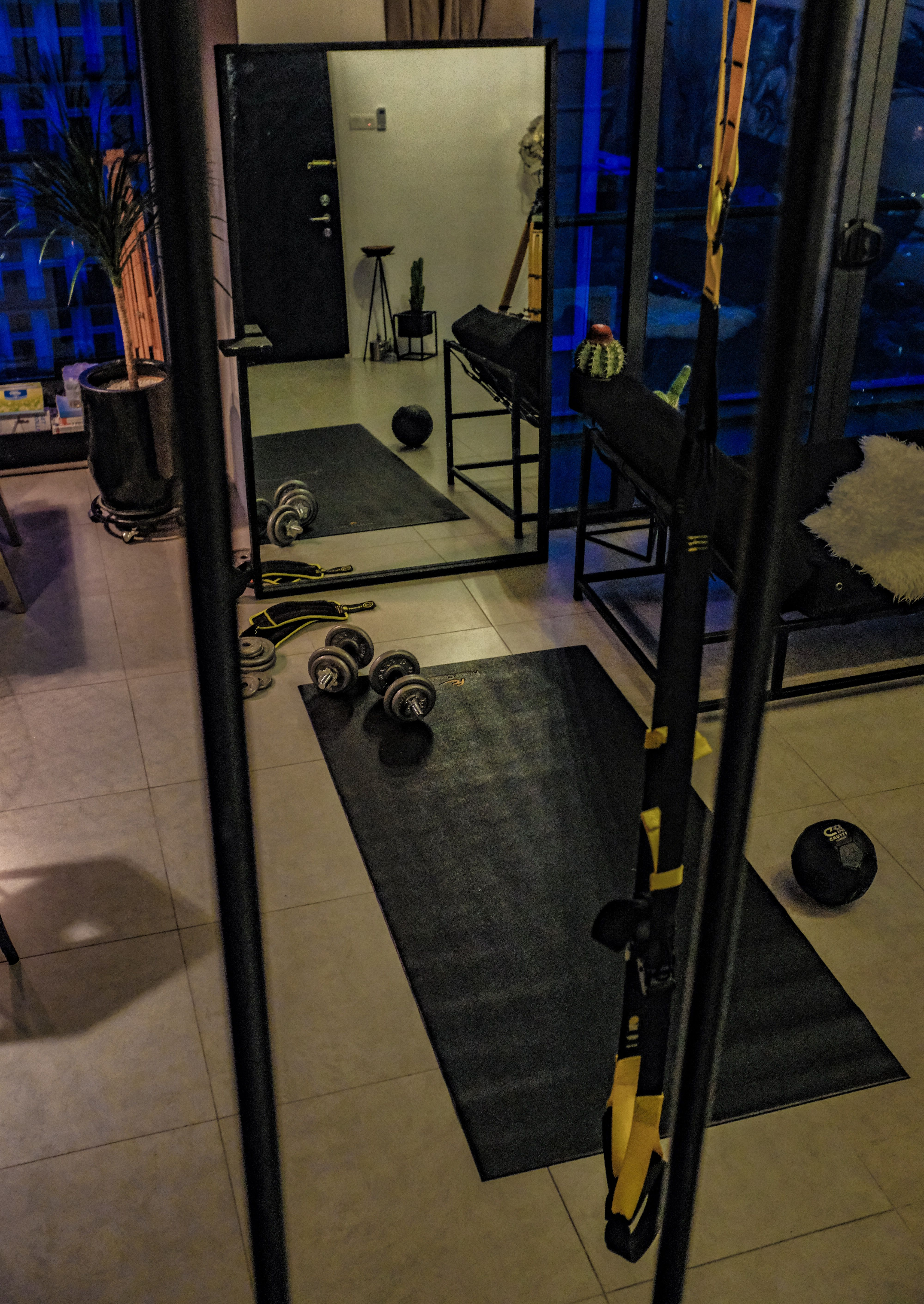 Home Gym Trx Chin Up Bar Welded Furniture