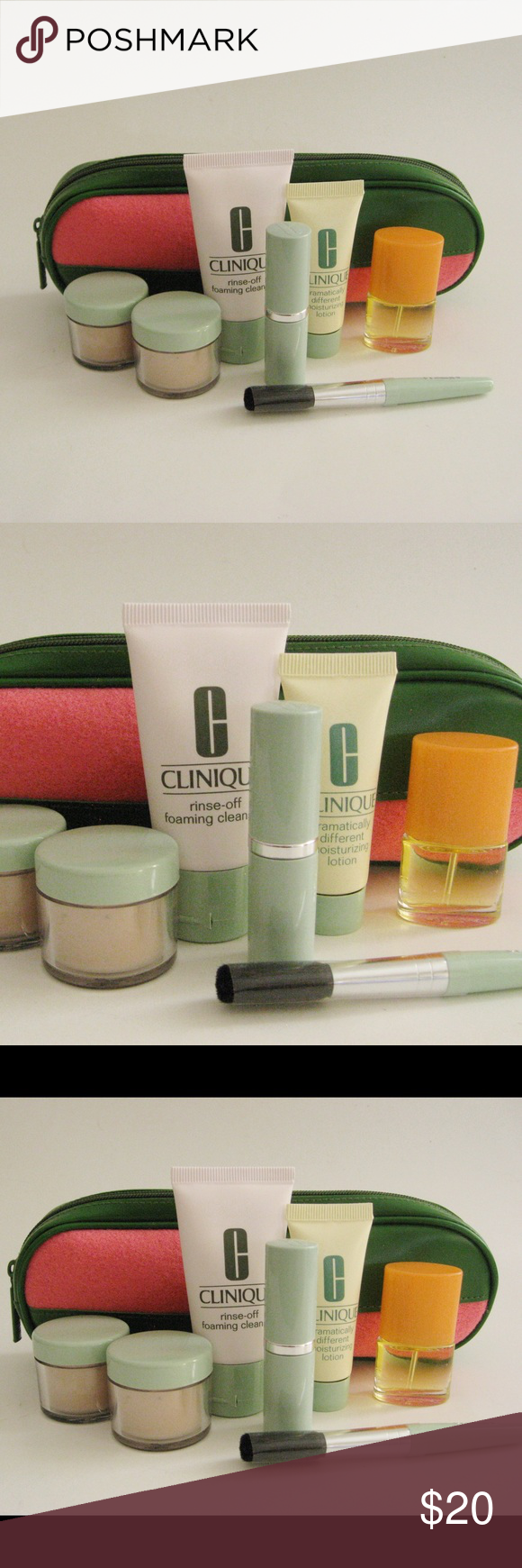 Clinique Makeup Travel Set1 Travel makeup, Clinique