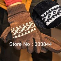 Free Shipping, Outdoor winter cycling gloves men's plus thick ...