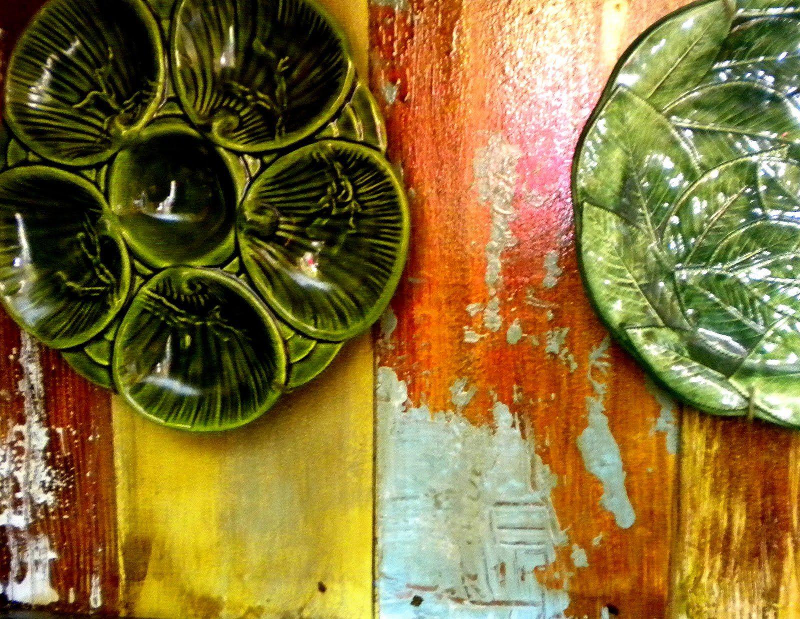 Faux Wood Backsplash Reveal | optimism and white paint