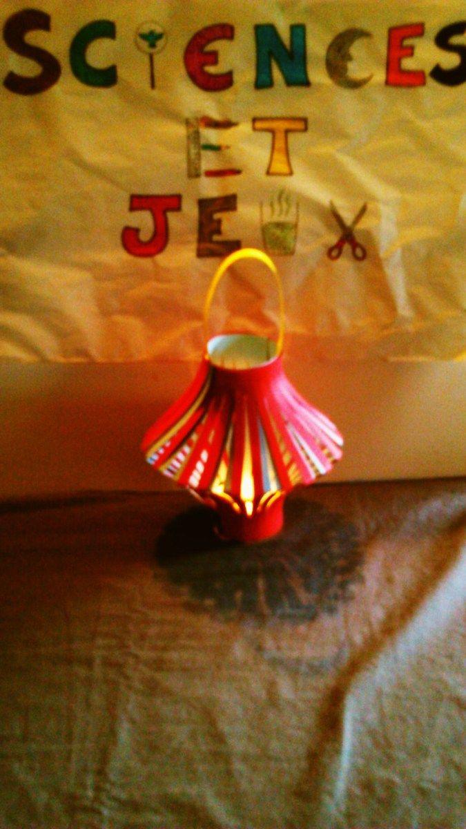 Comment Fabriquer Un Lampion En Papier Halloween Pinterest
