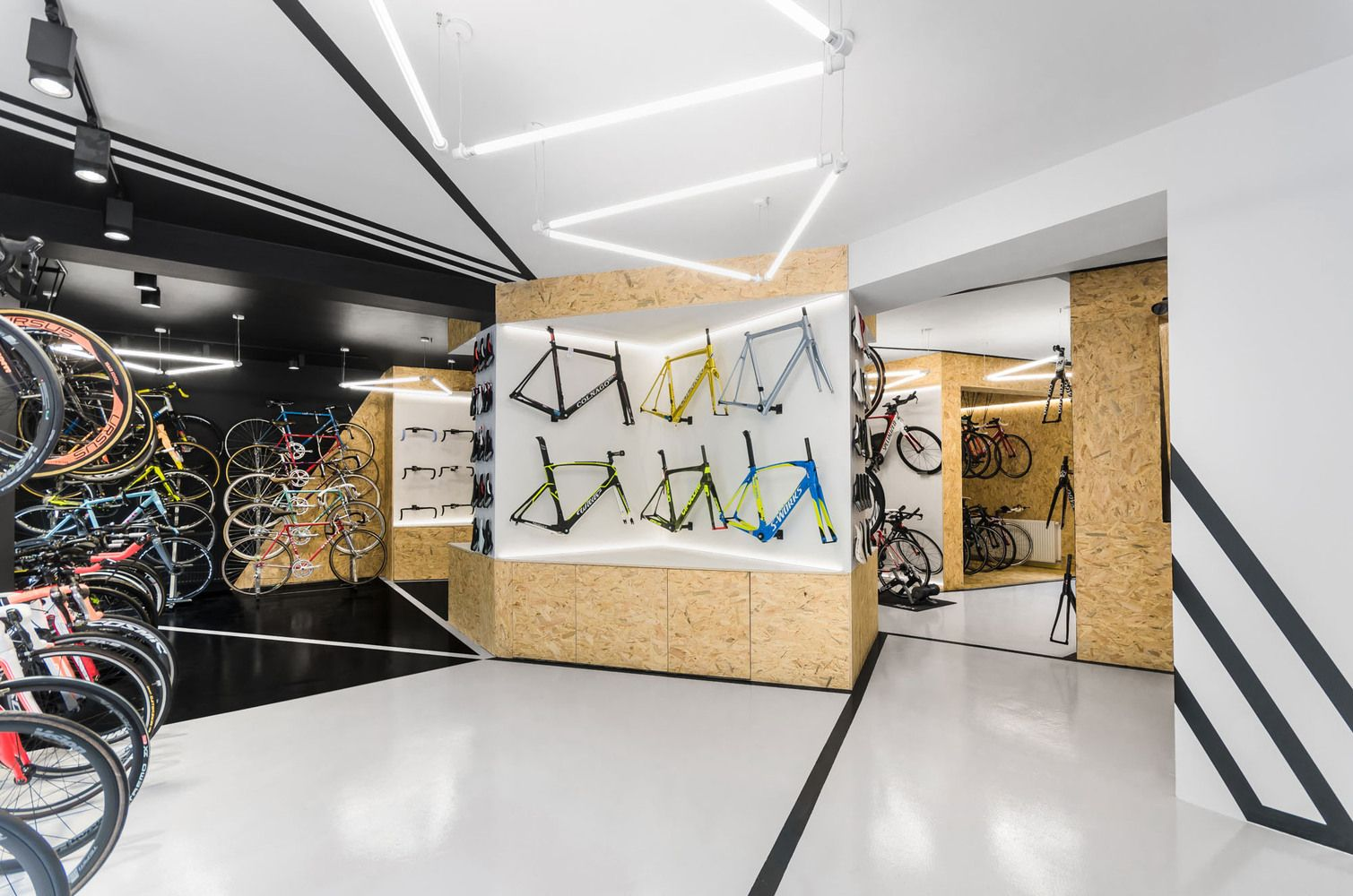Gallery Of Velo7 Cycle Shop Mode Lina Architekci 24 Bike