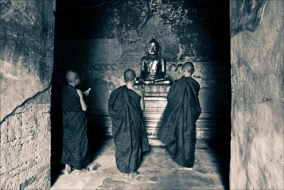 A doorway into Buddhism