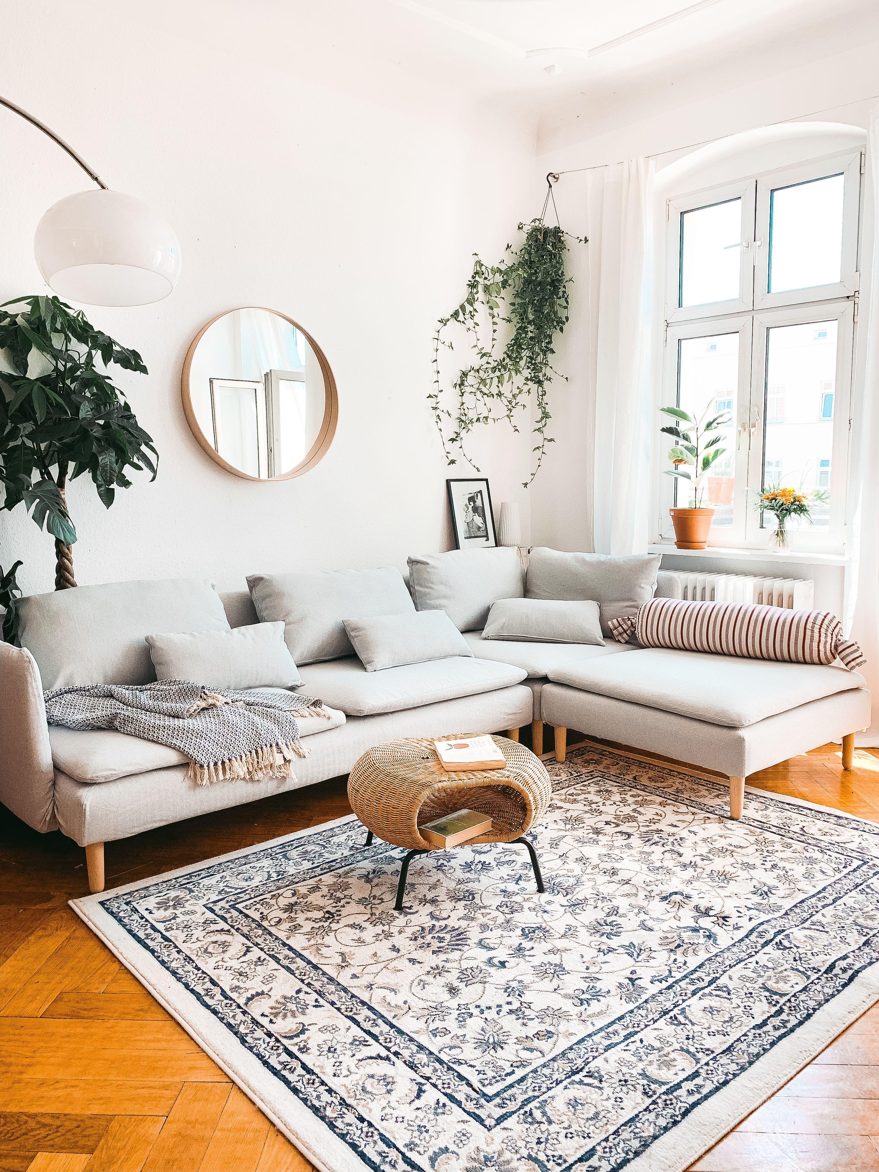 Deko Tipps zum Wohlfühl Wohnen in 2020 | Living room