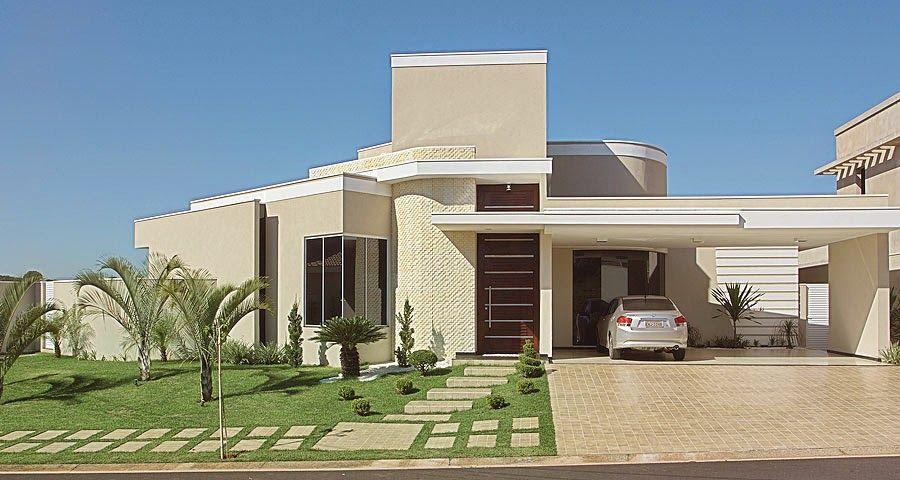 30 Fachadas De Casas Modernas Dos Sonhos Fachadas De