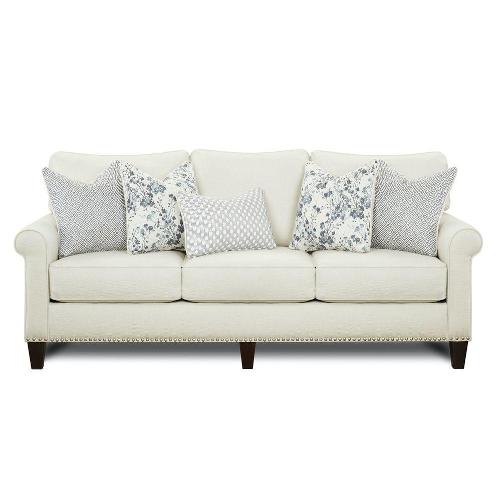 Petite Truth Or Dare Salt Sofa Ivory In 2020 Sofa Outdoor Sofa
