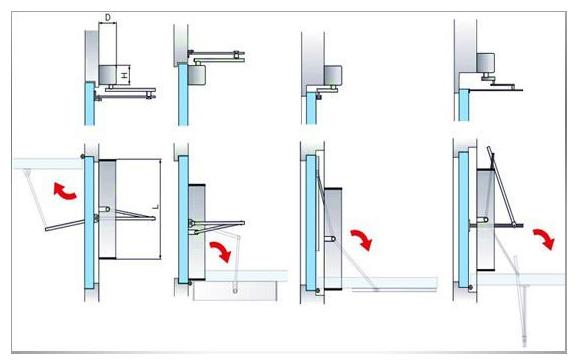 Swing Door Opener Installation Automatic Door Automatic Sliding Doors Doors