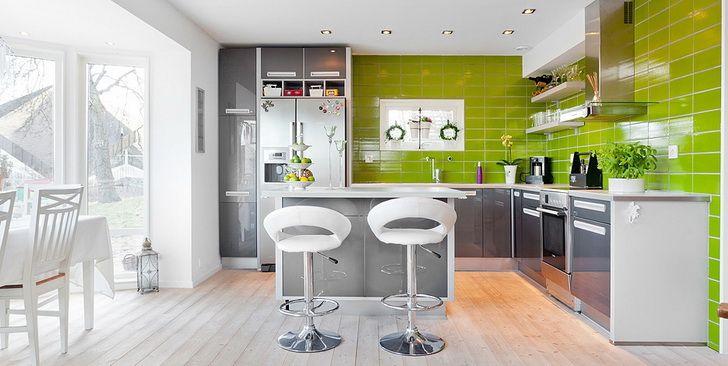 Soluzioni :: Le cucine moderne colorate | Idee per la casa ...