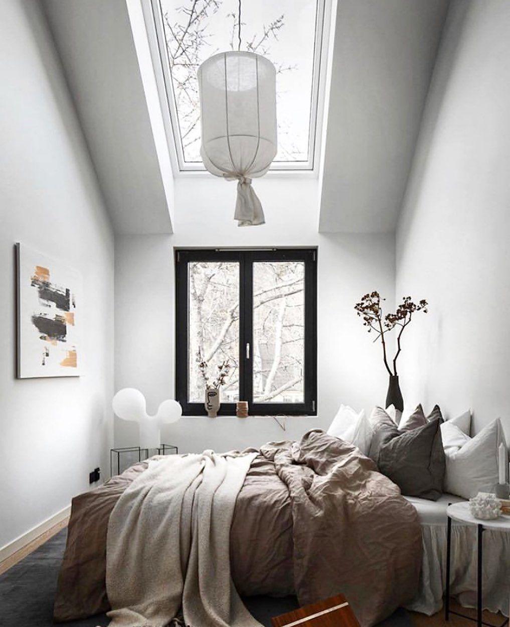 Lonny On Instagram On Saturdays We Sleep In It S A Mood Via Scandinavianhomes Photography Via Nordikspace Bedroom Interior Home Decor Home Cool bedroom ideas lonny