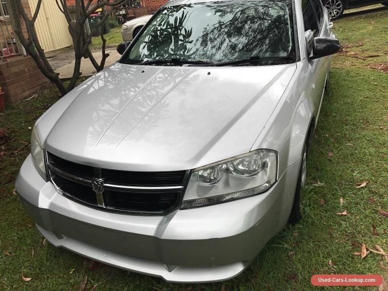 Dodge avenger 102007 damaged clear title no reserve auto