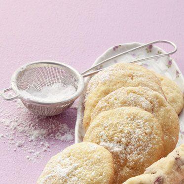 Schnelle Mandel-Grieß-Kekse #boys
