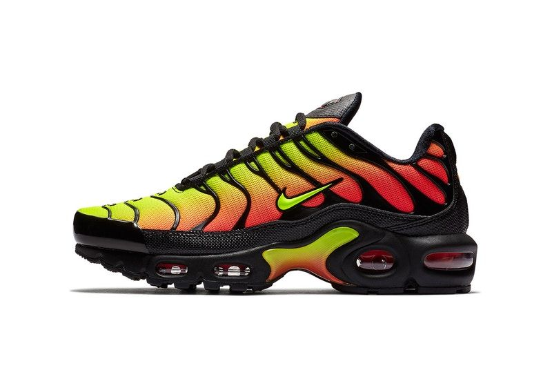 Nike Air Max Plus Welcomes a Bright