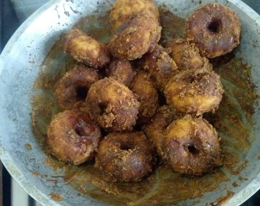Kue Keria Gula Melaka Food Snacks Desserts