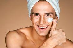 Cosmética masculina: remedios caseros para la cara del hombre