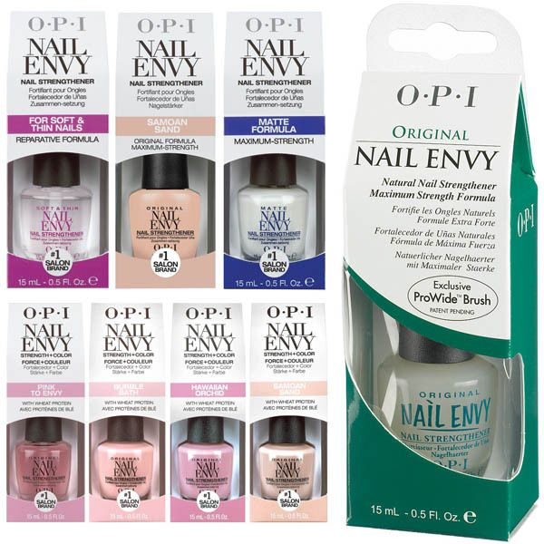 NEW OPI NAIL ENVY ORIGINAL STRENGTHENER 15ml | CHOOSE ANY FORMULA ...