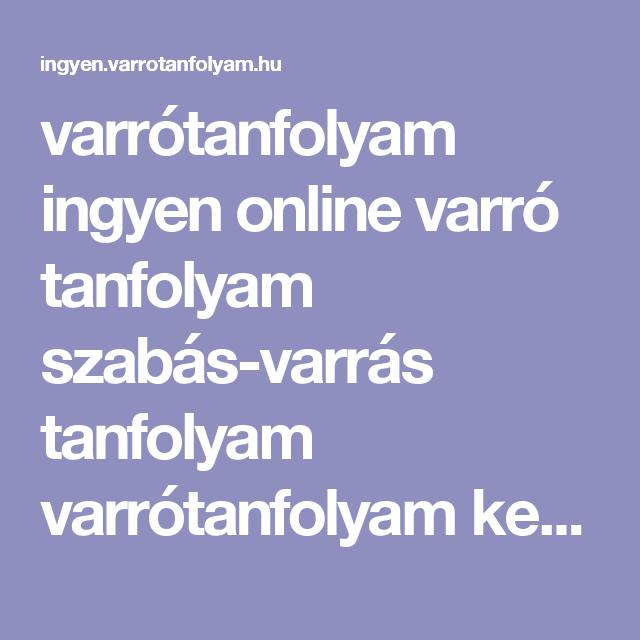 tanfolyam a pénzkeresésről az interneten)