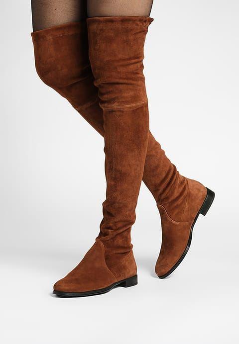 sports shoes c2ea6 b3669 Pretty Ballerinas ANGELIS - Overknees - cognac für 499,95 ...