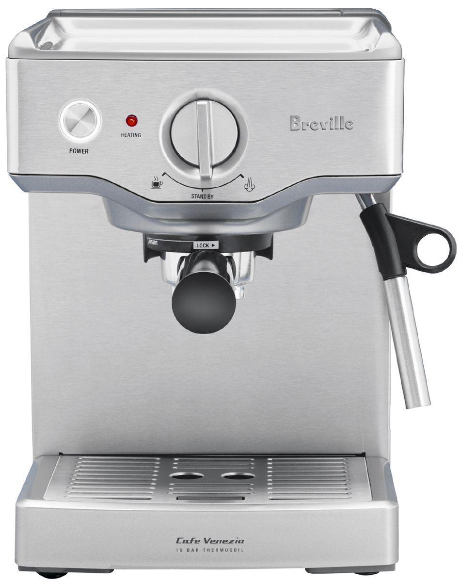 Breville Bes250 Cafe Venezia Coffee Machine Appliances Online